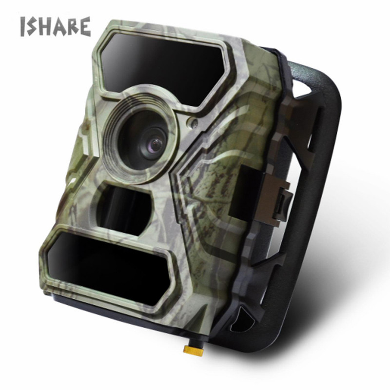 "Фото Hunting Wild Cameras 2"" LCD Trail Camera 1080P 12MP Waterpfoof Wide Angle Infrared Night Vision Camera"