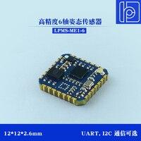 LPMS-ME1-66 축 태도 센서/자이로/imu 관성 측정 모듈 (자력계 없음)