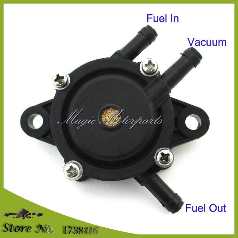 Exmark John Deere Toro Kohler Cub Cadet Briggs Oil Fuel Pump For Husqvarna