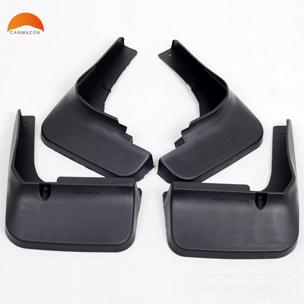 For Toyota Highlander 2011 2012 2013 Mud Flaps Splash Guard Cover Mudguard Car Fenders Splasher Mudflap auto accessories