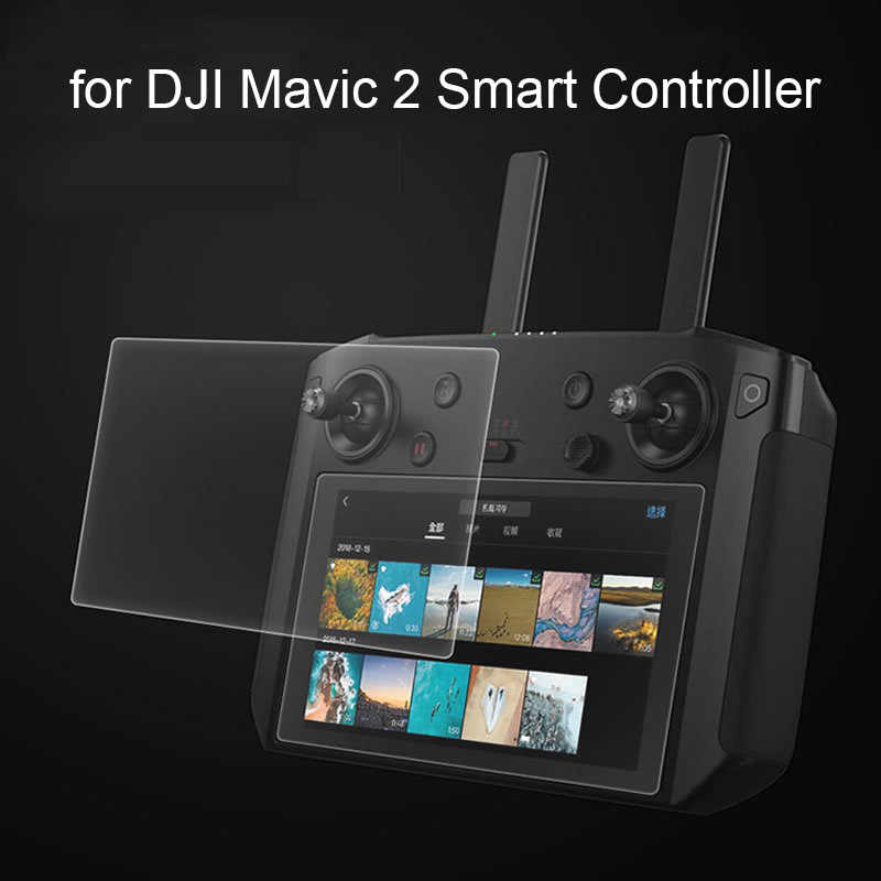 Mavic 2 Smart Controller Super Sterkte Gehard Glas Film Screen voor DJI Mavic 2 Pro & Zoom Smart Control Accessoires
