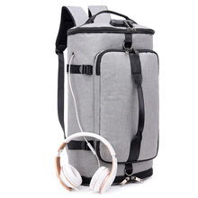 Large Capacity Laptop Backpack for Men Anti-theft Travel Bags