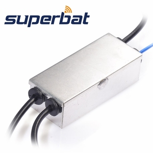 Image 3 - Superbat FM/AM FM/AM/DAB araba radyo anteni dönüştürücü/Splitter için MCX konektörü netlik CDAB7 AUTO