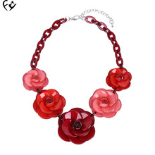 ФОТО european and american fashion exaggerated yakeli necklace
