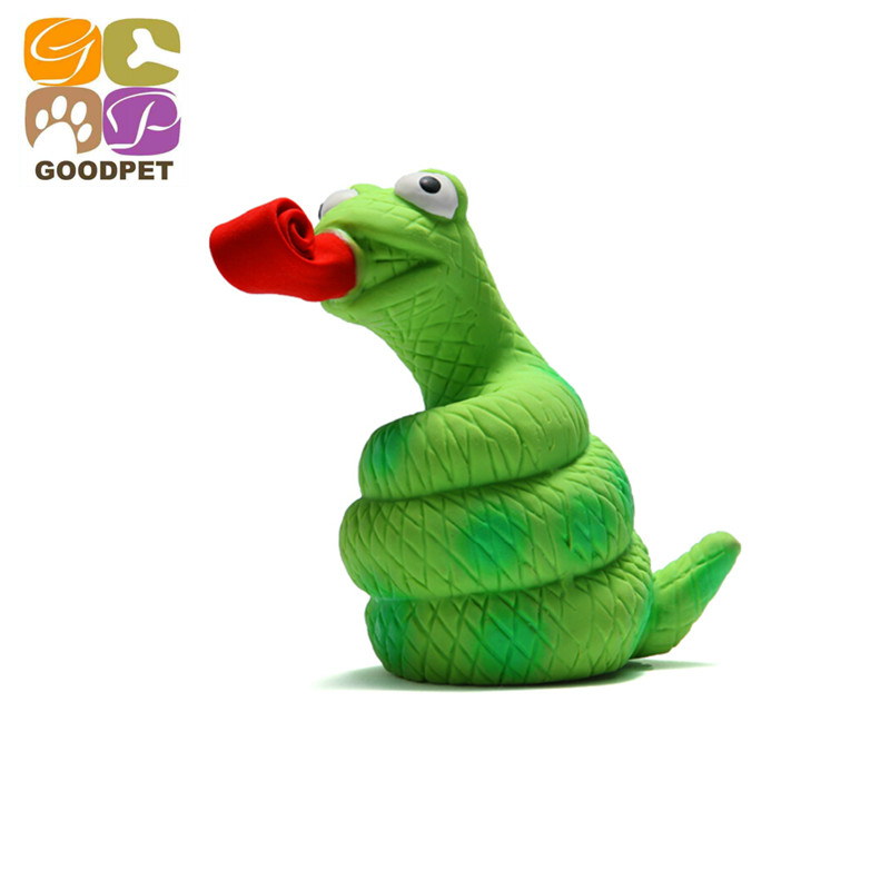 Invincible Snake Durable Squeaky Dog Toys