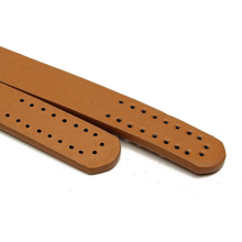 1 para DIY wymiana pasek na ramię kobiety PU skórzana portmonetka torebka na ramię Tote pasek do szycia uchwyt akcesoria do toreb 60*1 7cm tanie tanio NINEFOX Skóra Klamra 0 060 Bag Leather Handle
