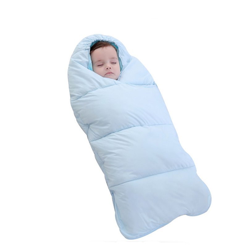 цена Baby sleeping bag envelop footmuff winter strollers accessories stroller seat sleepsacks