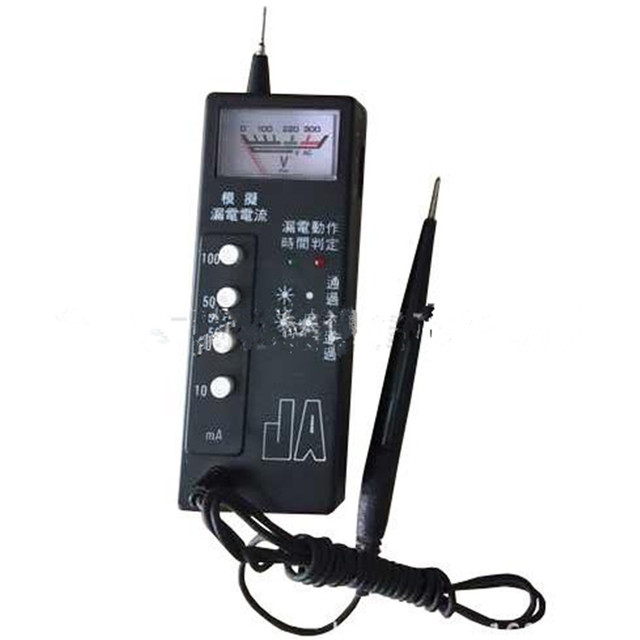 Ylj 3 Leakage Protection Tester Protector Detector Pointer Type