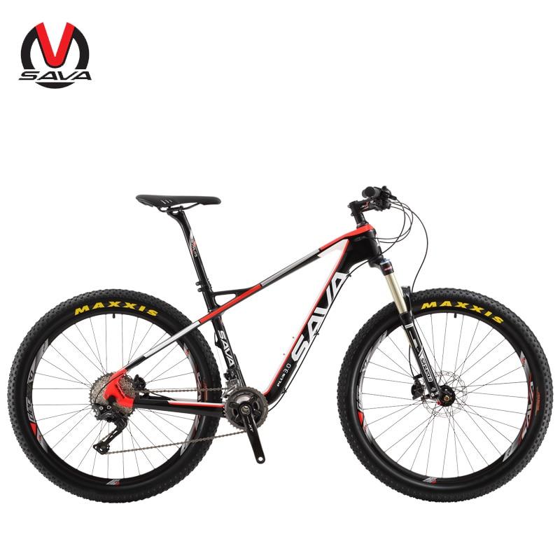 Plus3.0 Mountain Bike bicycle Carbon Bike Mountainbikes Carbon bicycle MTB Bike bicicleta de montana with SHIMANO DEORE XTM8000
