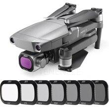 Mavic2 pro 필터 용 nd/4/8/16/32/64 cpl uv 보호 카메라 필터 dji mavic 2 pro/직업 drone gimbal 액세서리