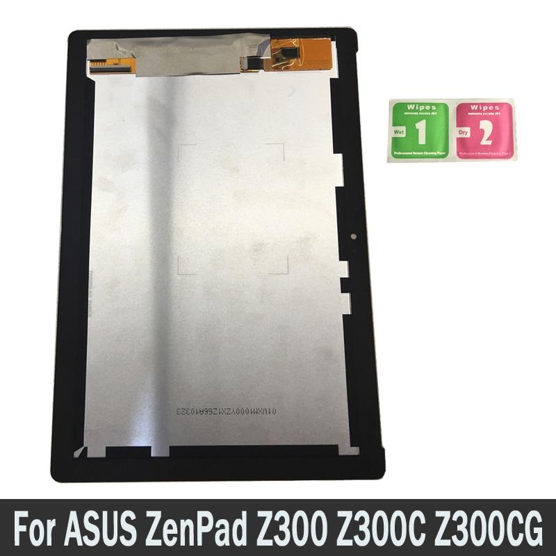LCD Display For ASUS ZenPad Z300 Z300C Z300CG Z300M P021 Tablet LCD Touch Screen Digitizer Sensors Assembly Panel ReplacementLCD Display For ASUS ZenPad Z300 Z300C Z300CG Z300M P021 Tablet LCD Touch Screen Digitizer Sensors Assembly Panel Replacement