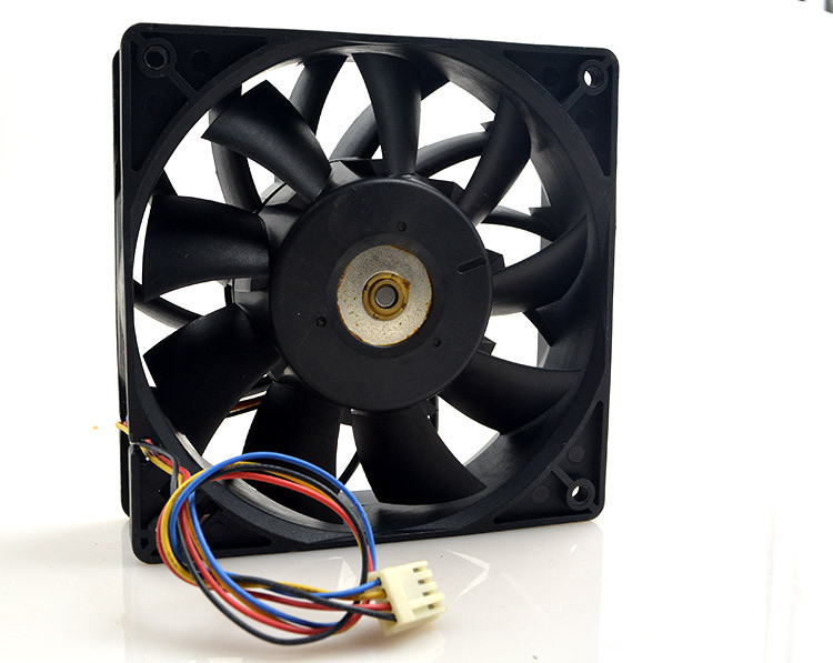 FFB1212VEH 12V 1.74A 120*120*25MM computer large air volume wind fans ball bearing violence speed measuring fans 4000RPM