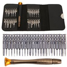25 in 1 Screwdriver Set Torx Precision Multifunctional Opening Repair Tool For Phones Tablet PC
