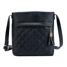 Mini Tassel Bag Messenger Bags Lattice Ladies Clutch