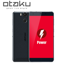 "UleFone Original Potencia MTK6753 1.3 GHz Octa Core 5.5 ""1920*1080 FHD Pantalla 2.5D 6050 mAh Android 5.1 4G LTE Smartphone"