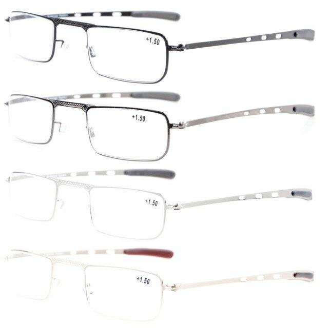 65cd4efae79e R1601 Eyekepper 4 Pack Small Lens Half-eye style Mens Womens Reading Glasses  +1.0 1.25 1.5 1.75 2.0 2.25 2.5 2.75 3.0 3.5 4.0