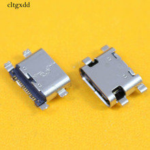 cltgxdd 2017 new mini jack socket charging port dock plug repair type C micro usb connector for ZTE C2016 W2016 replacement