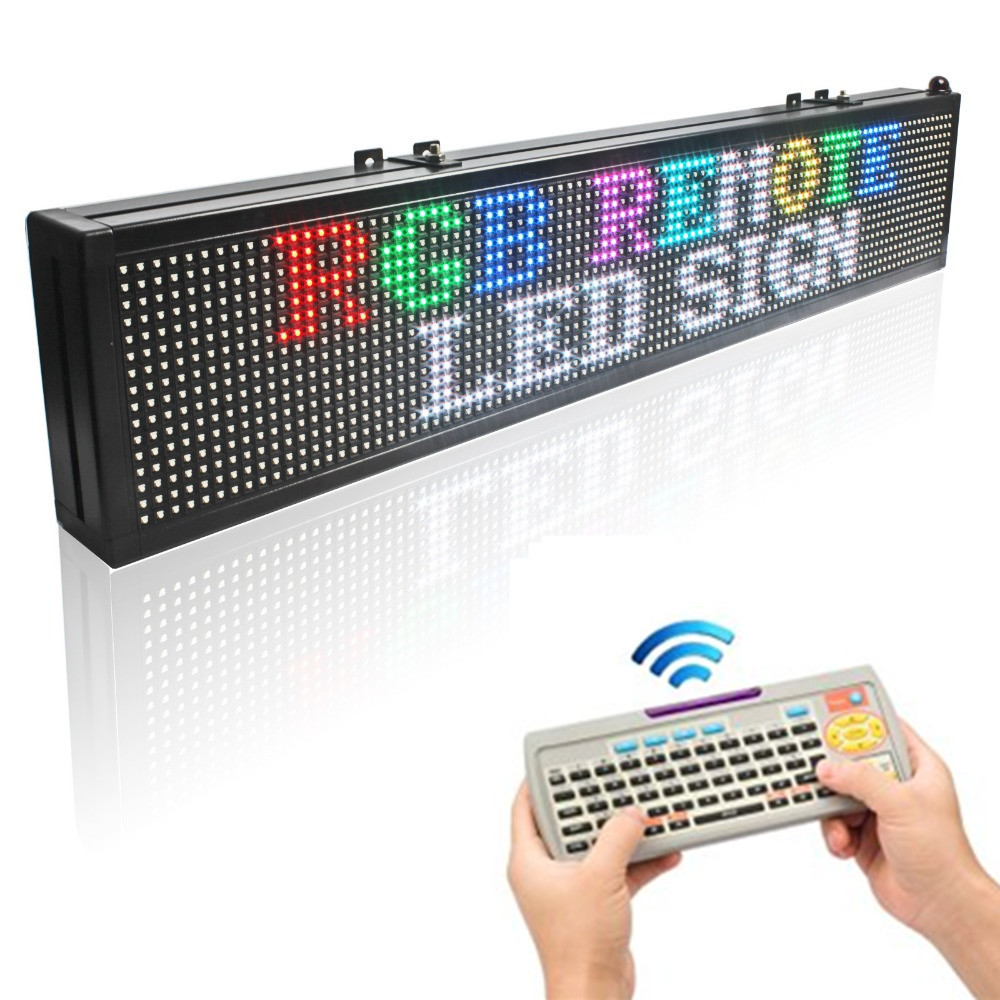 40inch-16-128-pixel-SMD-RGB-Full-Color-Remote-Programmable-LED-Sign-24H-Open-Message-LED (2)
