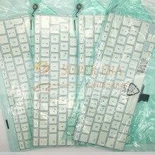"""10 шт./лот GR немецкая клавиатура для macbook 13,"""" A1342 DE Пособия по немецкому языку клавиатура без подсветки подсветкой 2009 2010 год MC207 MC516"""