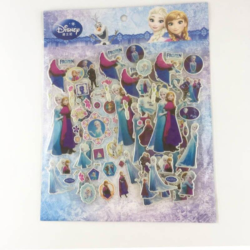 10-Pcs-lot-frozen-elsa-and-Anna-2018-New-Disney-Girl-Princess-3d-Bubble-Cartoon-Sticker.jpg_640x640