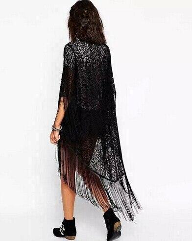 Aliexpress.com : Buy Summer Style women kimono blouse beach blouse ...