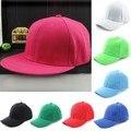 Best Price Unisex Plain Solid Cotton Baseball Cap Caps Adjustable Hat Cotton Hats
