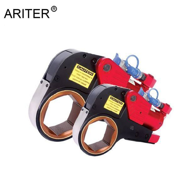 цена на ARITER Professional 244-2534N.m hex key Hexagon Adjustable Hollow Hydraulic Torque Wrench ,reliable quality
