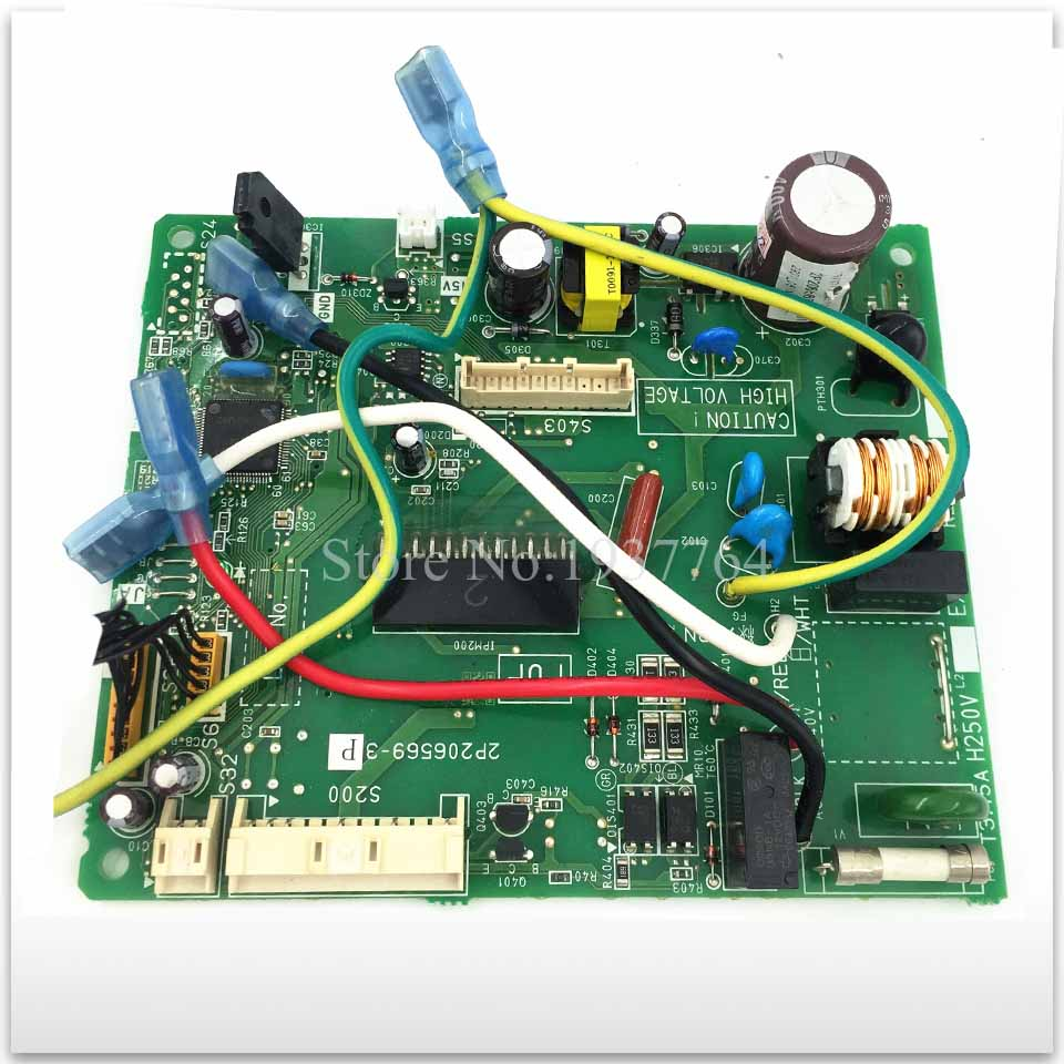95% new for Air conditioning computer board circuit board 2P206569 2P206569-3 FTXS46JV2CW good working ty94086dh atm38 3 0 automotive computer board