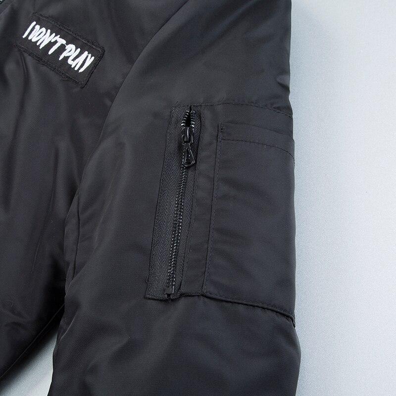 Хайнс полета куртки мужские военные Бейсбол куртки-бомберы Для мужчин 2018 зимняя теплая тактические куртки пальто casaco masculino