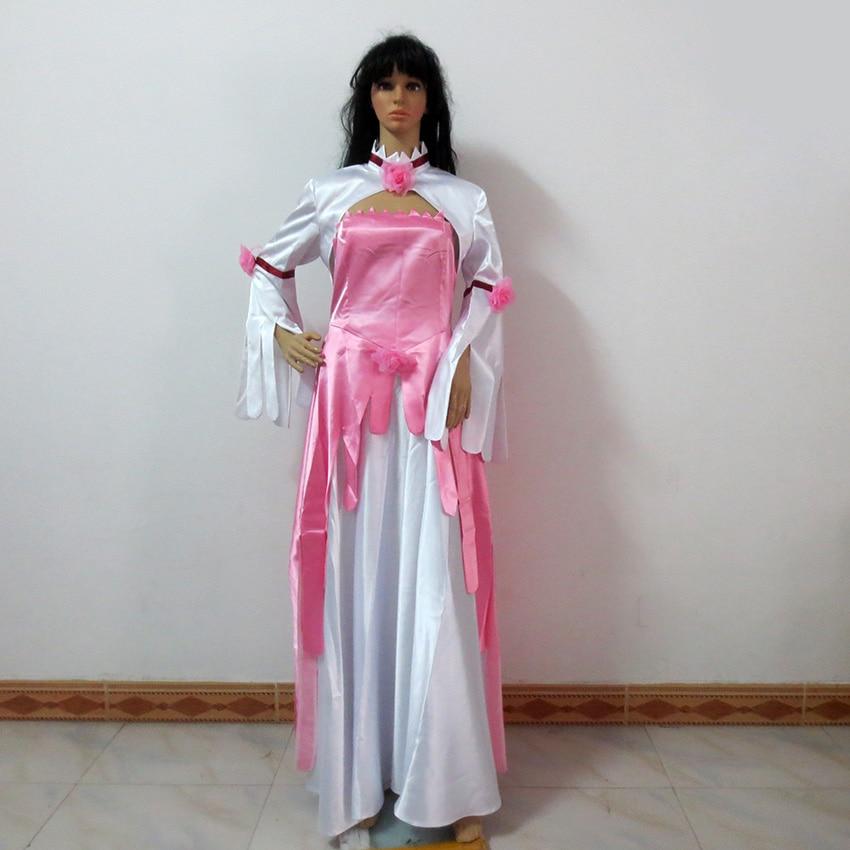 Code Geass Princess Euphemia Li Britannia/Euphy Women's Dress Long Skirt Rode Evening Dress  Cosplay Costume Customize Any Size