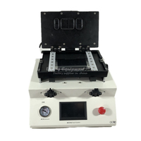 600W LY 288 Automatic LCD screen frame separating machine with built in vacuum pump touch screen control