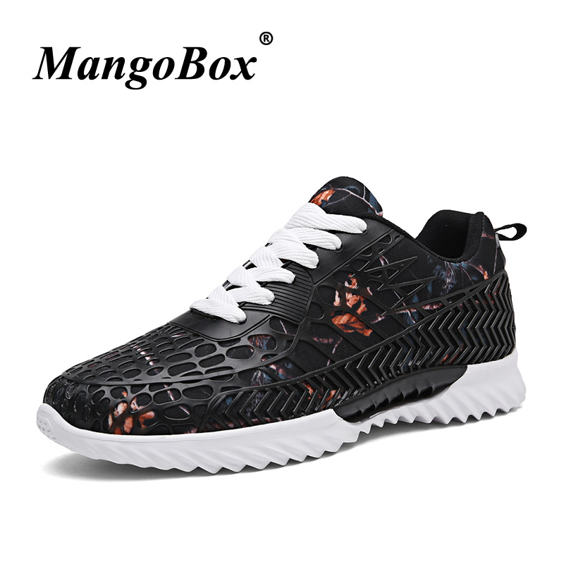 Best 2018 Mens Sneakers Luxury Brand Male Running Shoes Summer/Autumn Walking Jogging Shoes Men Plus Size Shoes For Men Sport