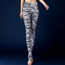 Yoga Leggings 3D Print Yoga Pants Quick Dry Breathable Sport Tights Women Running Tigths Women