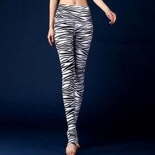 Yoga Leggings 3D Print Yoga Pants Quick Dry Breathable Sport Tights Women Running Tigths Women