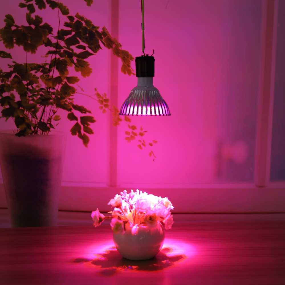 Aliexpress buy e27 5w18w led plant grow light full spectrum aliexpress buy e27 5w18w led plant grow light full spectrum light grow lamp for veg flower indoor hydroponic plant growing and flowering lamp from arubaitofo Gallery