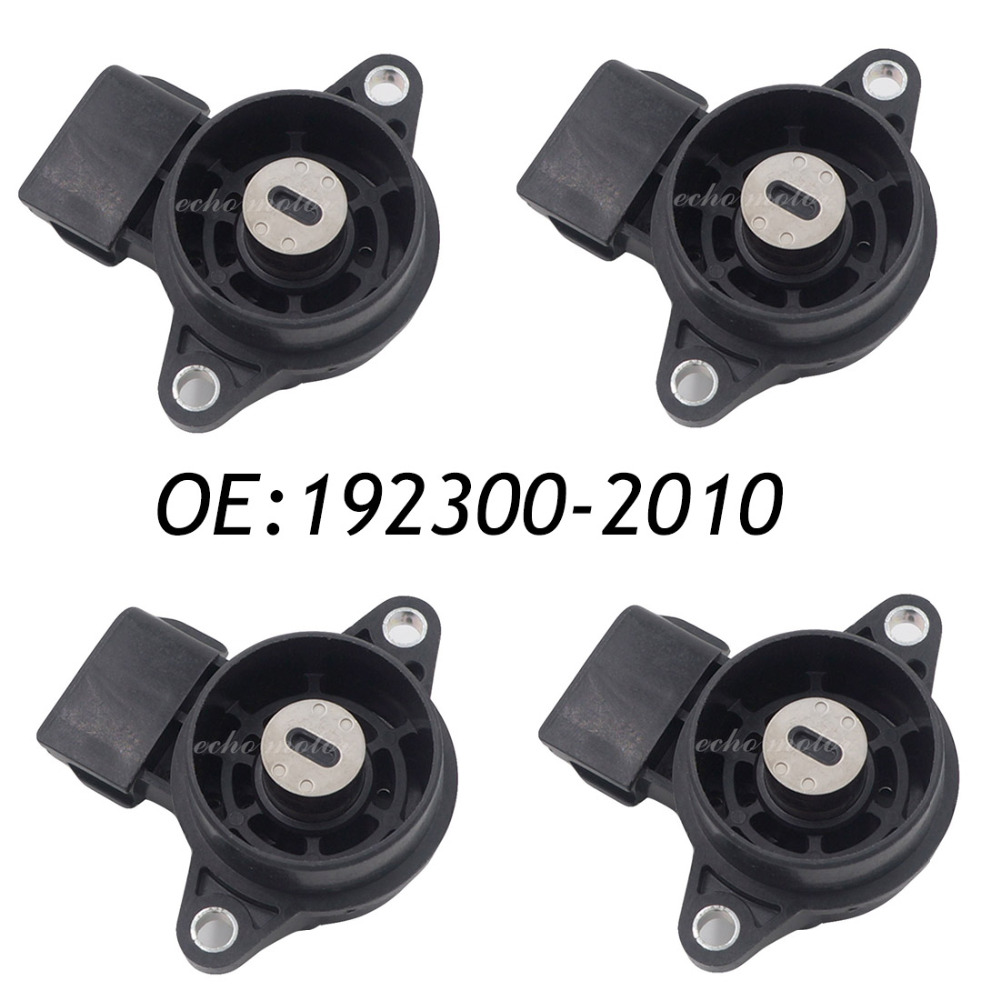 Throttle Position Sensor Toyota Hilux: New 4PCS Throttle Position Switch Sensor For Toyota RAV 4