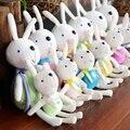 Милый кролик плюшевые куклы мультфильм харе чучела животных кролик мягкие игрушки для букеты kawaii Детские Малыш подарков прекрасный peluches аниме