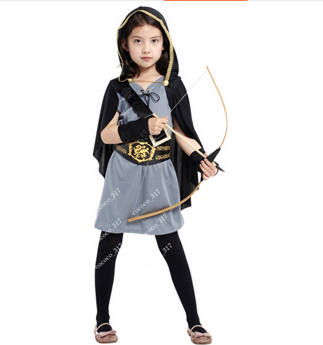 Cheap Childrens Halloween Costumes cheap kids halloween costumes uk 2016 Hot Sale New Arrival Kids Hunter Costume Children Halloween Cosplay Costume Cool Holiday Suit In Stock Now Cheap Price