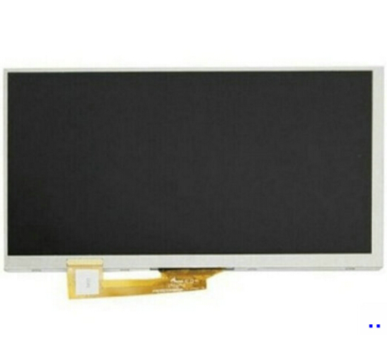 New LCD Display Matrix For 7 Supra M72KG / M74AG 3G TABLET inner 30pins 1024*600 LCD Screen Panel replacement Free Shipping gianfranco ferre шарф
