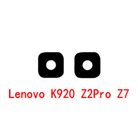 XGE Rear Camera Glass lens & Adhesive Sticker For Lenovo
