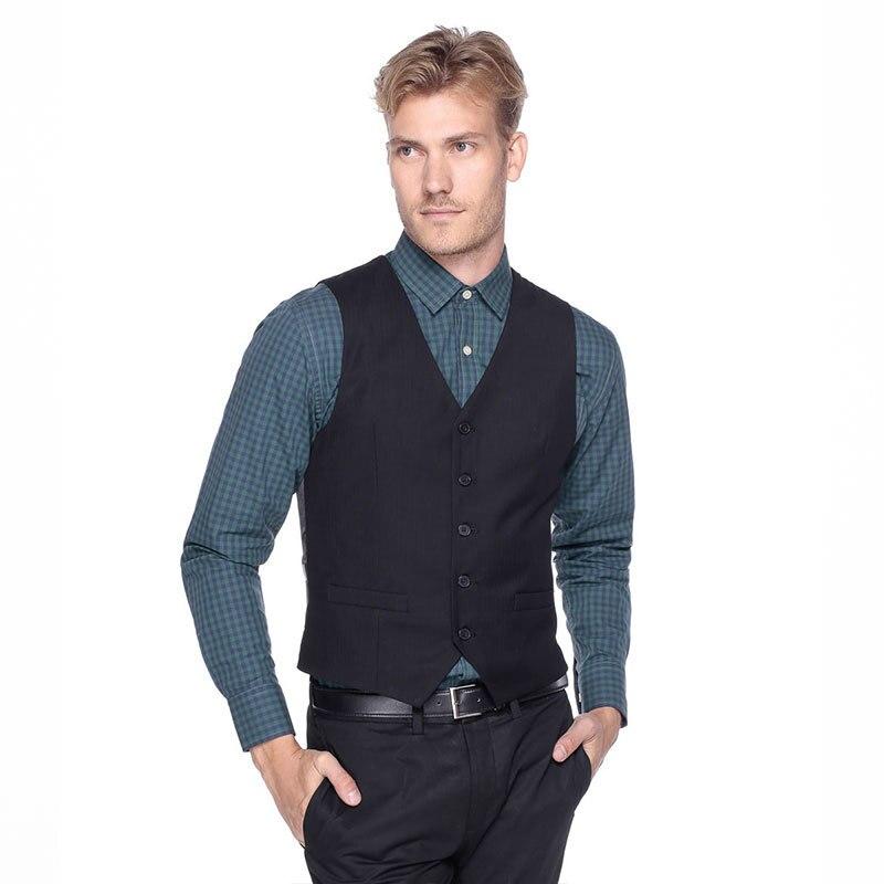 Aliexpress.com  Buy High Quality Black Vests Mens Suit Vest Waistcoat Chalecos De Vestir Para Hombres Gilet Costume Top Homme Men Slim Suit Fit Vest from ...  sc 1 st  AliExpress.com & Aliexpress.com : Buy High Quality Black Vests Mens Suit Vest ...