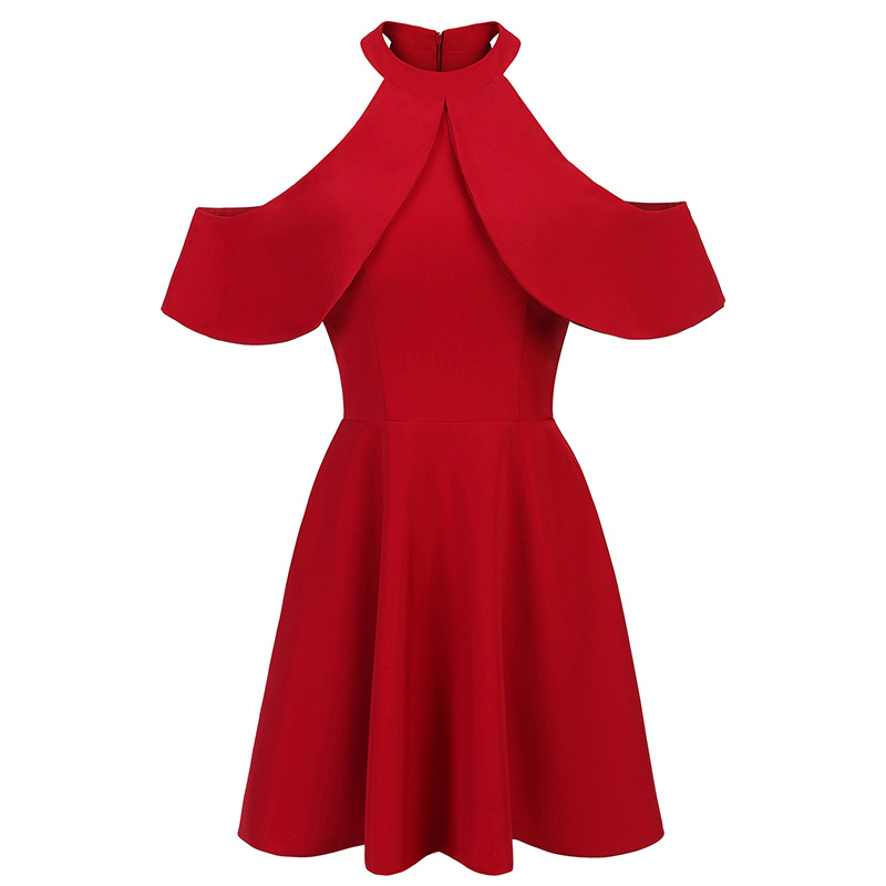 Sleeveless Mother and Daughter Clothes Sexy Family Look Mother Daughter Red Women Dresses For Party and Celebrity Dress Mermaid trendy flat collar sleeveless pocket design buttoned dress for women