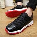 Горячая способа высокого качества ретро иордания обувь удобная повседневная обувь подлинные дешевые британский стиль мужской обуви