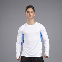 Long Sleeve Quick Dry Compression Running T-shirt