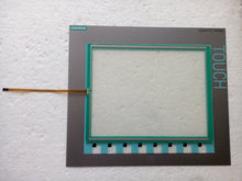 "10 ""Touch Screen Glas Schutz Film Tastatur Membran für Siemens KTP1000 6AV6647-0AF11-3AX0 0AE11 Touchpad HMI Panel(China)"