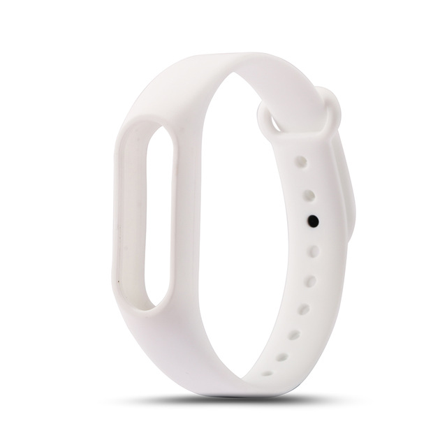 For Xiaomi Mi Band 2 Bracelet Strap Miband 2 Colorful Strap Wristband Replacement Smart Band Accessories For Mi Band 2 Silicone 16
