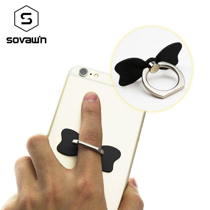 Strong Stick Metal Rosette Finger Ring Back Holder Hook 360 Rotating Mount Mobile Phone Finger Grip Universal Stand for Phone