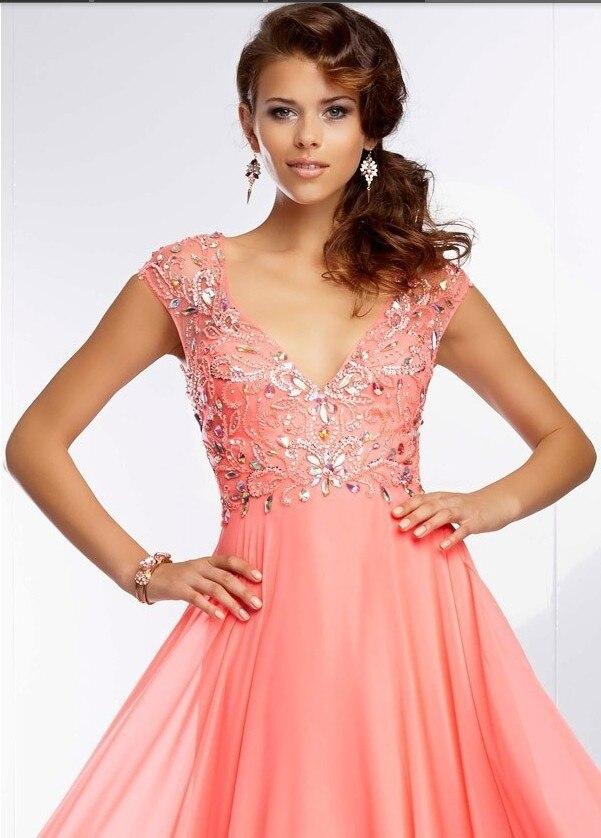 Excepcional Prom Vestidos Largos Festooning - Ideas de Vestido para ...