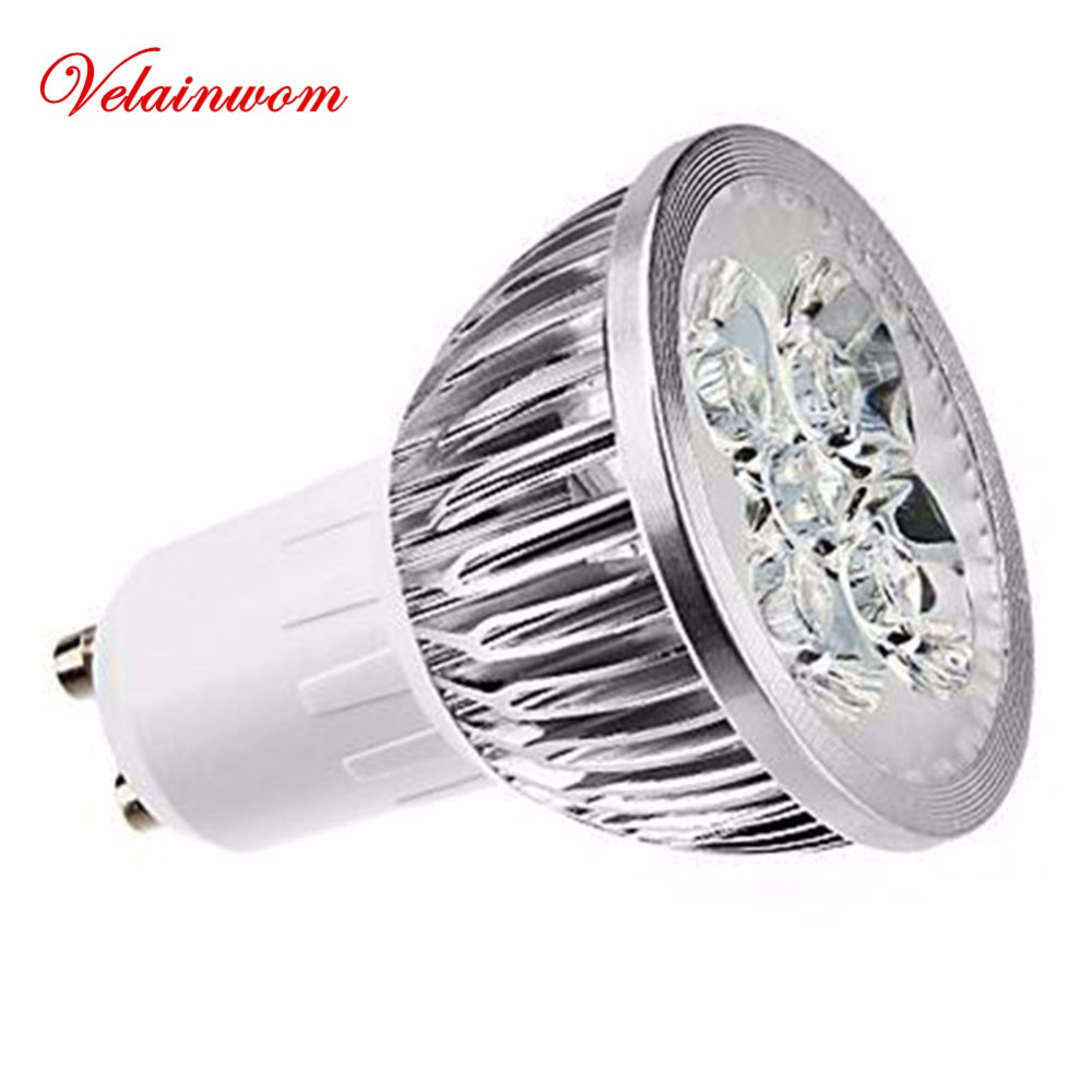 LED Spotlight Bulb AC85-265V GU10/G5.3 3W 4W 5W Ultra Bright LED Lamp Warm/Cool White Downlight