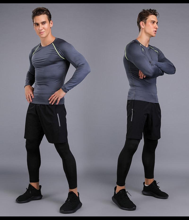 Одежда для тренажерного зала мужская фото